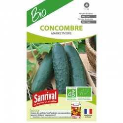 graines de Concombre Marketmore